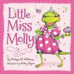 Little Miss Molly, children's author, author school visits, creativity literacy expert